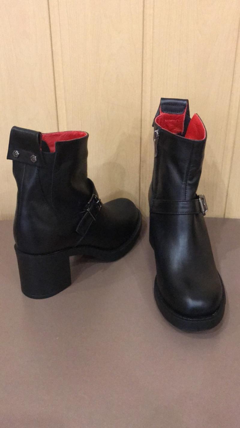 Ботинки женские 2114-1
