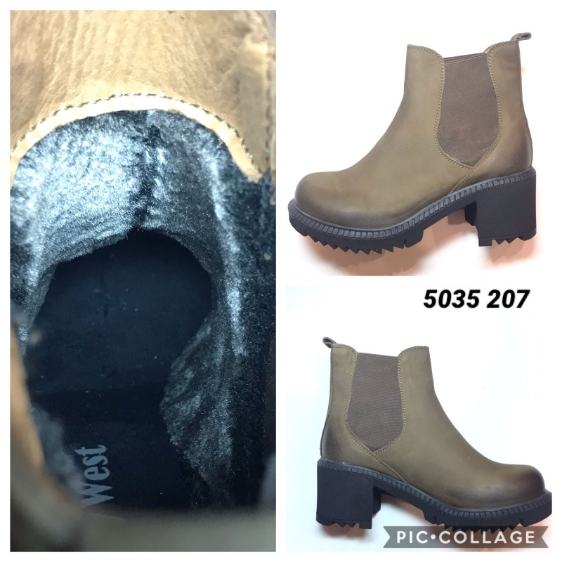 Ботинки женские 5124-23