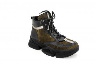 Ботинки женские 9816 08-485-242