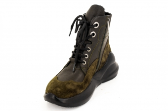 Ботинки женские 9852 08-739