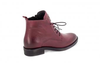 Ботинки женские 002 2205 354 bordo